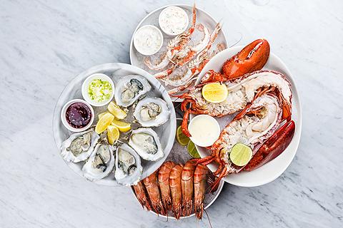 Seafood Peoria IL
